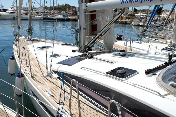 Boat for rent Jeanneau 52.0 feet in Cyclades, Greece