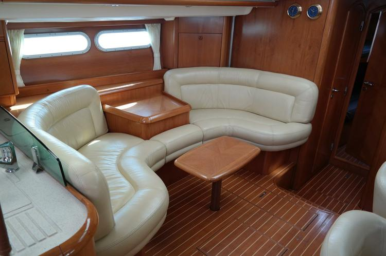 Boat for rent Jeanneau 54.0 feet in Balearic Islands, Spain