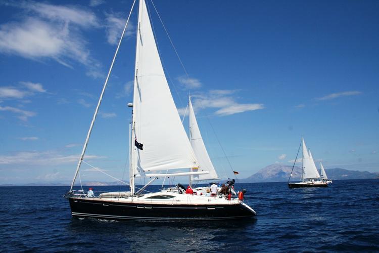 Boat for rent Jeanneau 54.0 feet in Marmaris Yacht Marina,