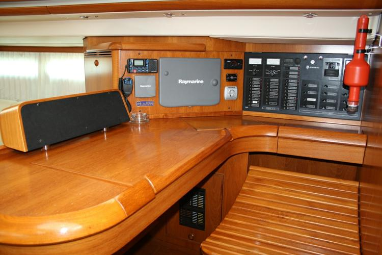 Boat for rent Jeanneau 54.0 feet in Marina Kremik, Primosten, Croatia