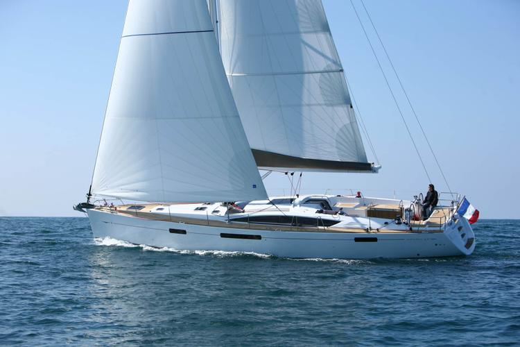 Boat for rent Jeanneau 57.0 feet in Passeo Maritimo, Spain