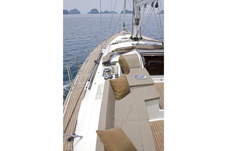 Jeanneau's 57.0 feet in Palma