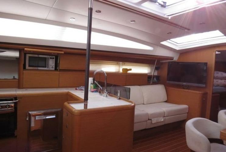 Boat for rent Jeanneau 58.0 feet in Marina Kastela, Kastela,