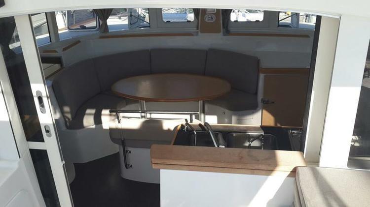 Boat for rent Lagoon-Bénéteau 37.0 feet in Aegean, Turkey