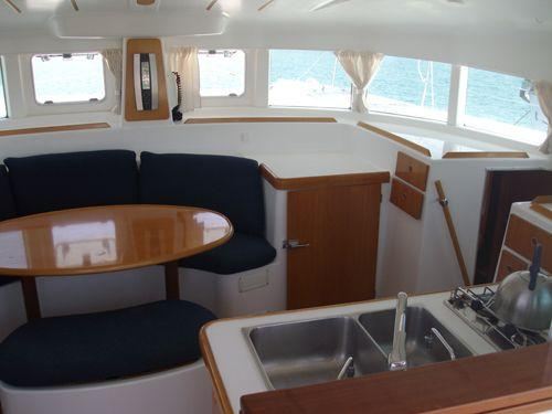 Lagoon-Beneteau boat for rent in Ionian Islands