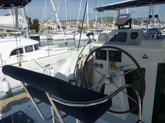 Boat for rent Lagoon-Bénéteau 37.0 feet in Marina Mandalina, Sibenik,