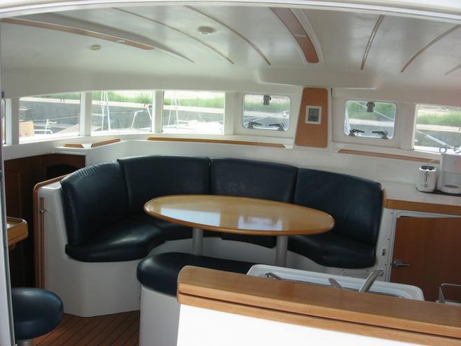 Boat for rent Lagoon-Bénéteau 37.0 feet in Marina Split - ACI ,