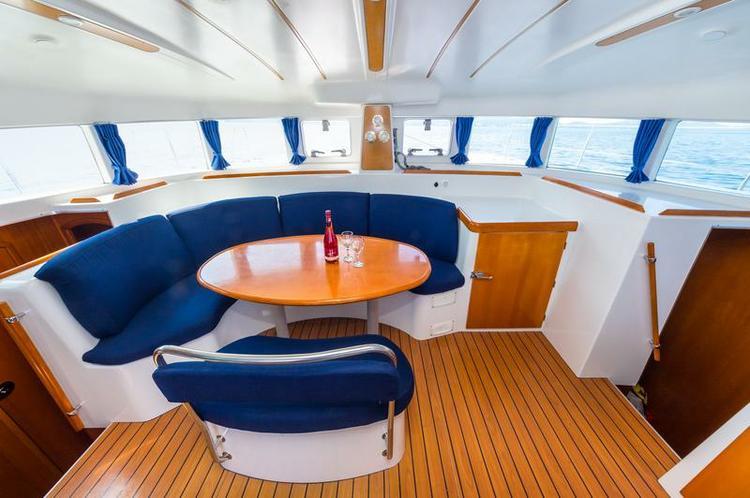Boat for rent Lagoon-Bénéteau 37.0 feet in Marina Dalmacija, Sukosan,