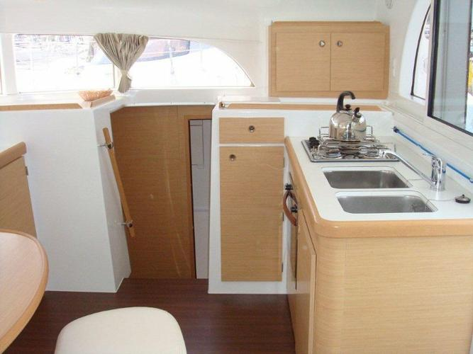 Boating is fun with a Lagoon-Beneteau in