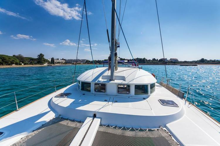 Lagoon-Bénéteau's 37.0 feet in Zadar region