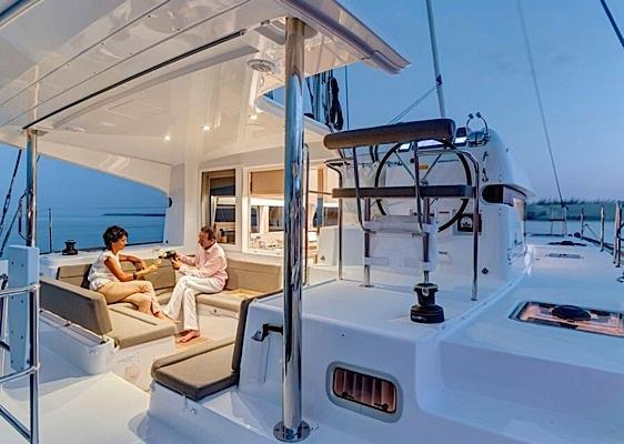Boat for rent Lagoon-Bénéteau 38.0 feet in Marina Trogir - SCT,