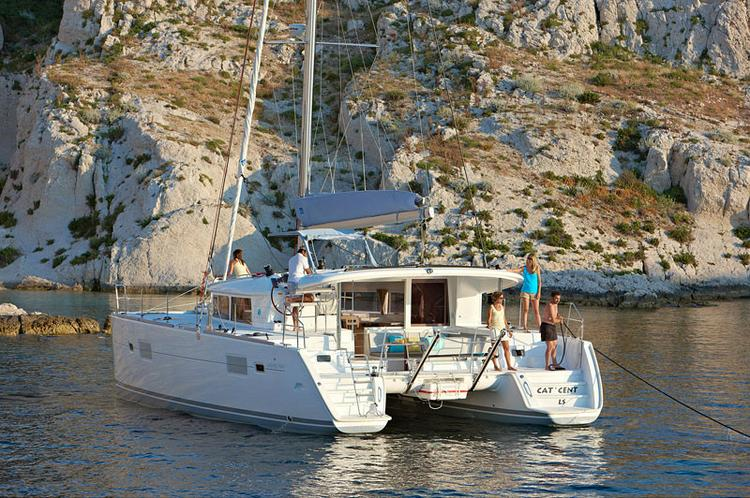 Boat for rent Lagoon-Bénéteau 39.0 feet in Aegean, Turkey