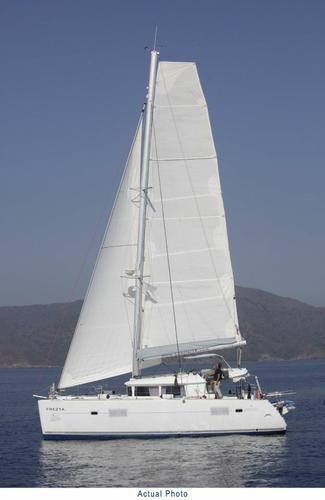 Lagoon-Beneteau boat for rent in Aegean