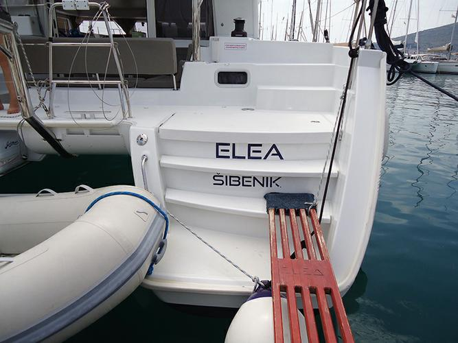 Lagoon-Beneteau boat for rent in Split region