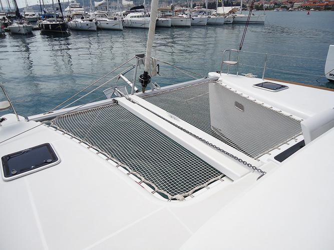 Catamaran boat rental in Marina Trogir - SCT, Croatia