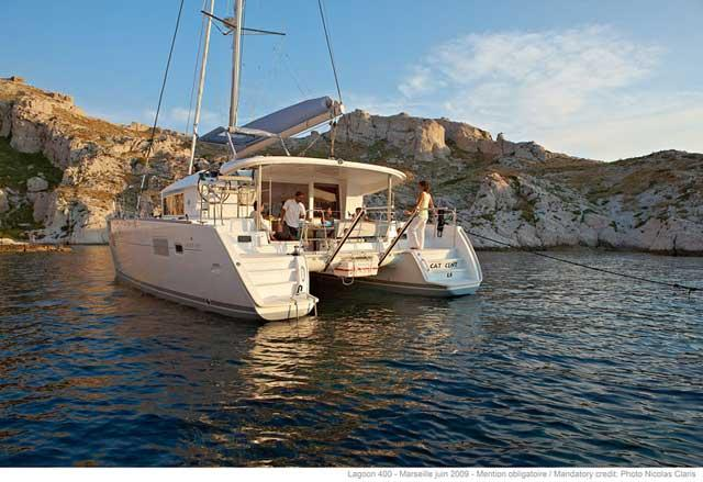 Boat for rent Lagoon-Bénéteau 39.0 feet in Marina Sangulin, Biograd,