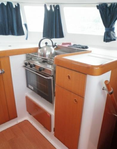 Lagoon-Beneteau boat for rent in Šibenik region