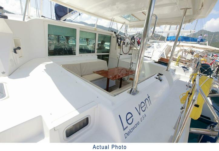 Boating is fun with a Lagoon-Beneteau in Aegean