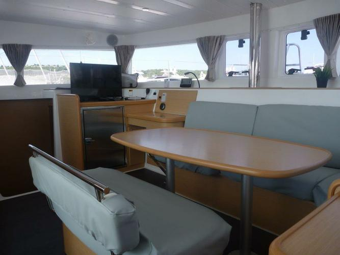 Boat for rent Lagoon-Bénéteau 41.0 feet in Marina Mandalina, Sibenik,