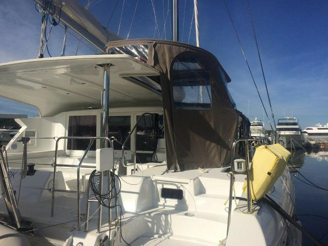 Boat for rent Lagoon-Bénéteau 41.0 feet in Marina Mandalina, Sibenik, Croatia
