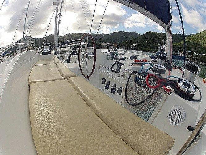 Boating is fun with a Lagoon-Beneteau in British Virgin Islands