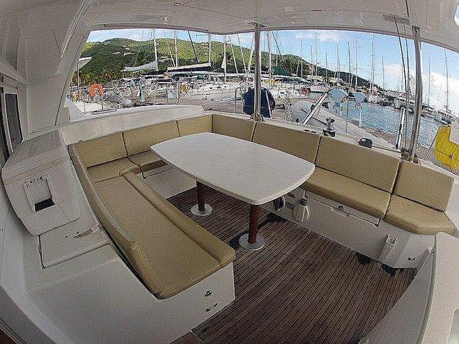 Boat for rent Lagoon-Bénéteau 44.0 feet in British Virgin Islands, British Virgin Islands