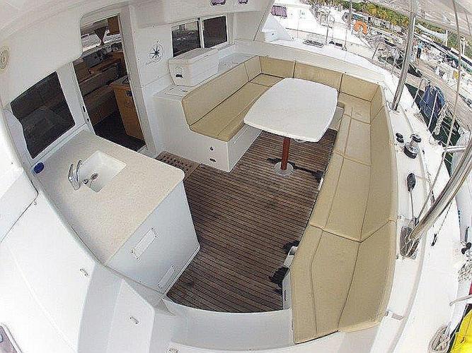 Catamaran boat rental in British Virgin Islands, British Virgin Islands