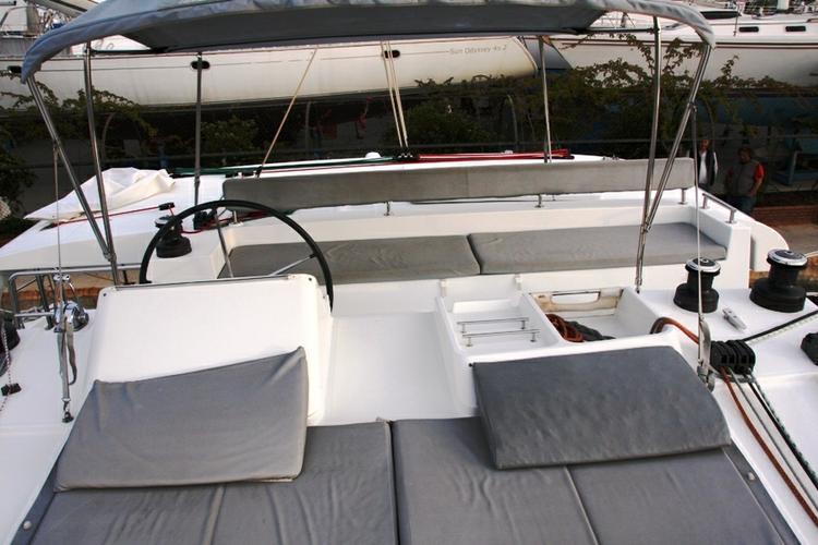 Boat for rent Lagoon-Bénéteau 45.0 feet in Marmaris Yacht Marina,