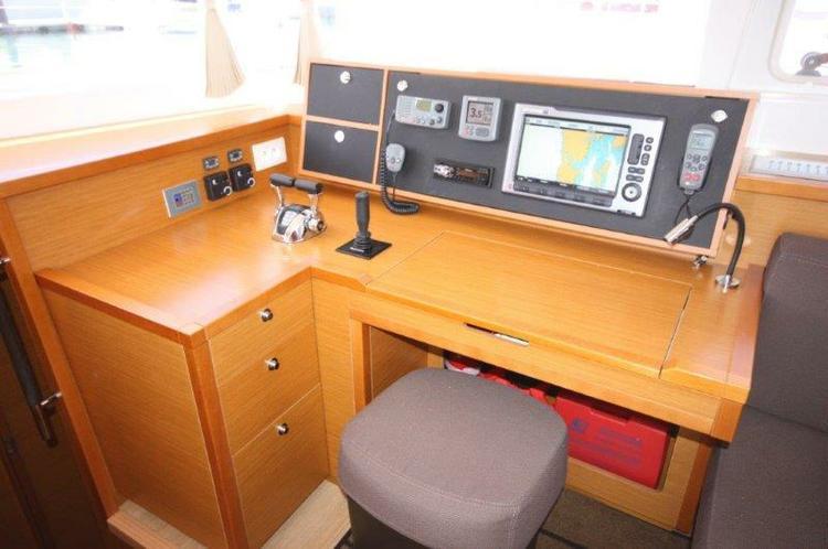 Boat for rent Lagoon-Bénéteau 45.0 feet in Yacht Haven Marina (Phuket),