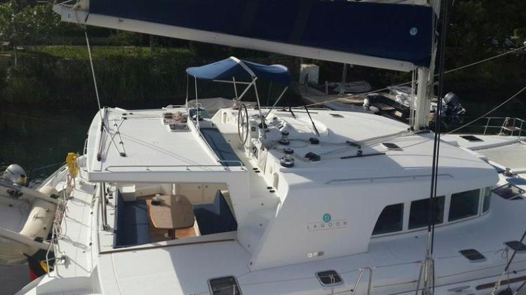 Boat for rent Lagoon-Bénéteau 50.0 feet in Aegean, Turkey