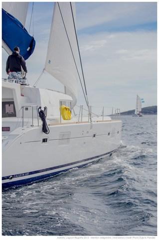 Lagoon-Beneteau boat for rent in Split region