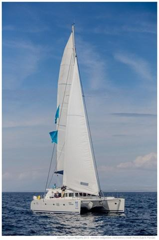 Boat for rent Lagoon-Bénéteau 50.0 feet in Marina Nava, Split,
