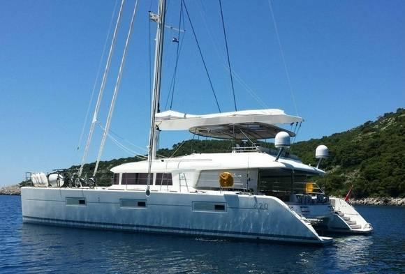 Boat for rent Lagoon-Bénéteau 62.0 feet in Marina Trogir - SCT, Croatia
