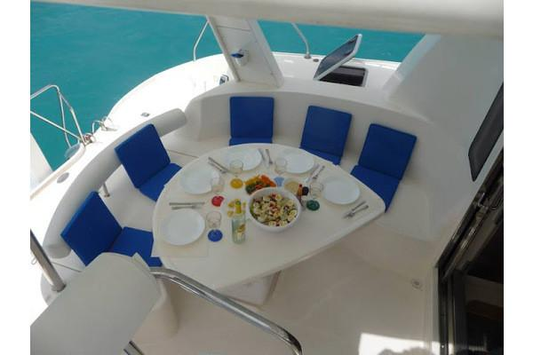 Boating is fun with a Catamaran in Aegean