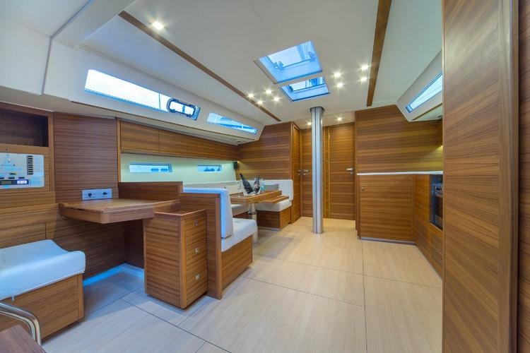 Discover St. Lucia surroundings on this More 55 More Boats boat