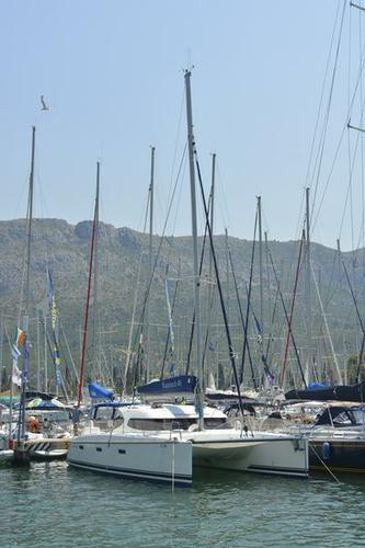 This 39.0' Nautitech Rochefort cand take up to 10 passengers around Dubrovnik region