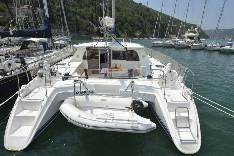 Catamaran boat rental in ACI Marina Dubrovnik (Komolac) , Croatia