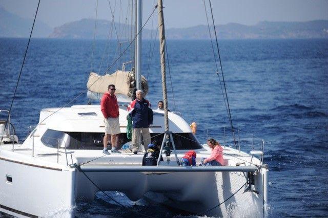 Nautitech Rochefort's 44.0 feet in Cyclades