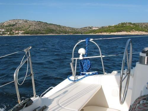 Nautitech Rochefort's 46.0 feet in Šibenik region