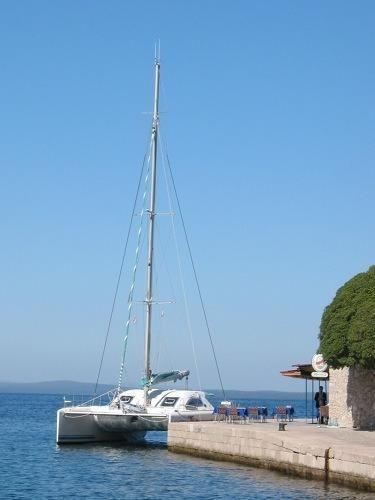 Boat for rent Nautitech Rochefort 46.0 feet in Solaris Yacht Marina,