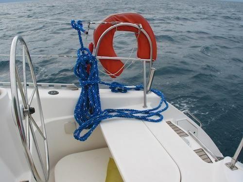 Catamaran boat rental in Solaris Yacht Marina,