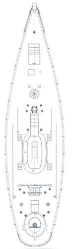 Discover Istra surroundings on this Classic Cruising Sloop Rainassance Yacths Marine boat
