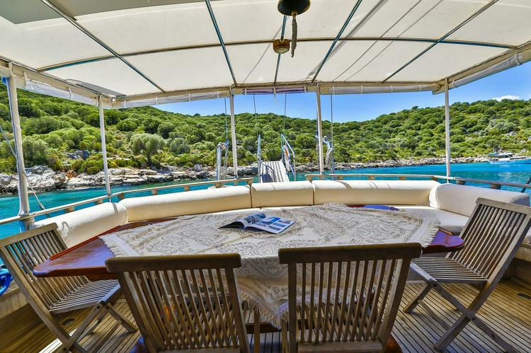 Other boat for rent in Mediterranean