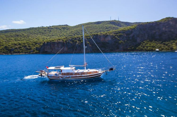 Other boat rental in Kas Marina,