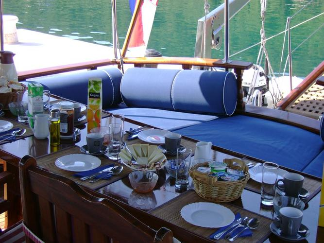 Boat for rent Unknown 72.0 feet in Marina Split,