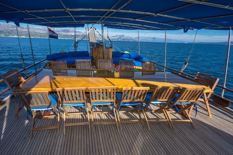 Boat for rent Unknown 91.0 feet in Split region,
