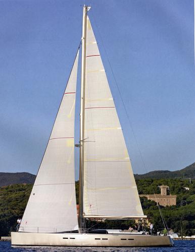 Charter this amazing Vismara Vismara 62 in Tuscany