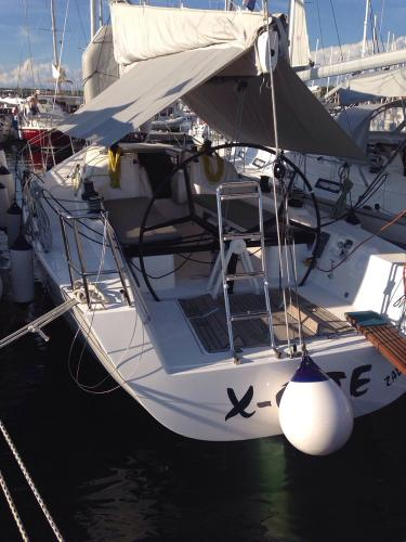 Discover Zadar region surroundings on this X 41 X-Yachts boat