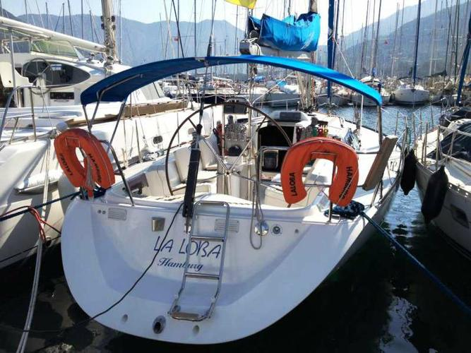 Boat for rent X-Yachts 42.0 feet in Marmaris Yacht Marina, Turkey