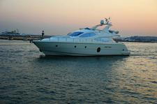 thumbnail-1 Aicon Yachts 67.0 feet, boat for rent in Saronic Gulf, GR